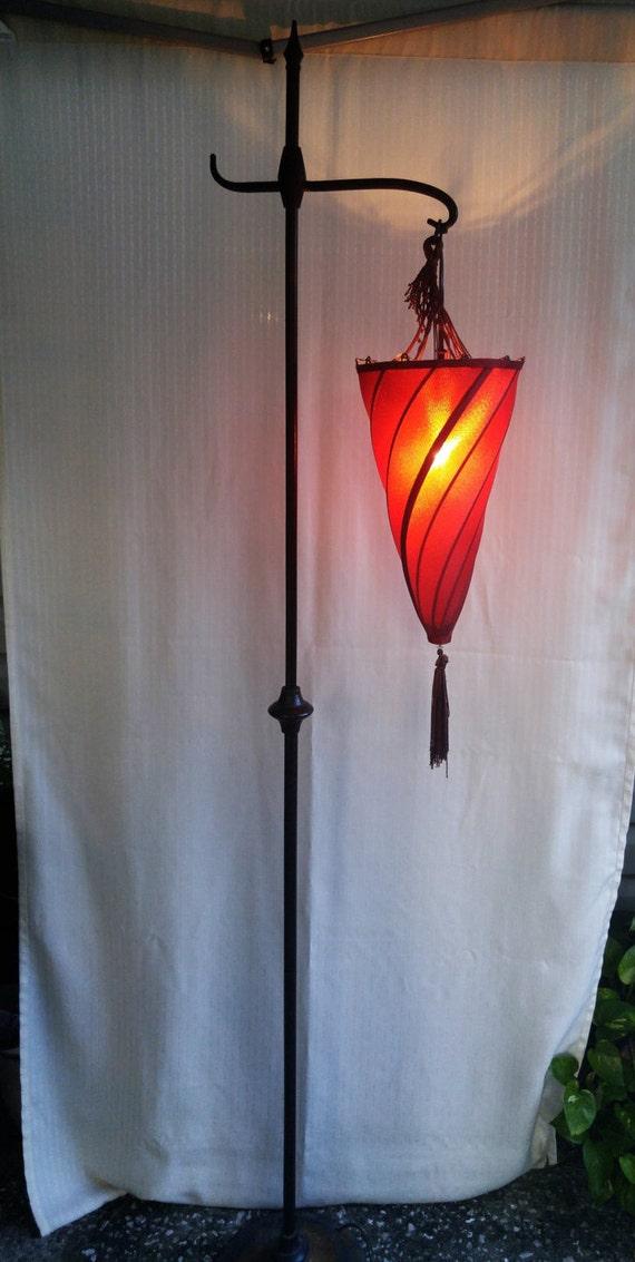 Vintage Floor Lamp Shade 61
