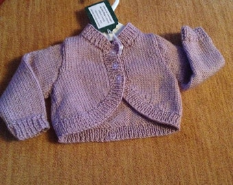 Baby girls bolero jacket