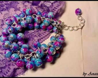 A Beaded Bracelet Bunch