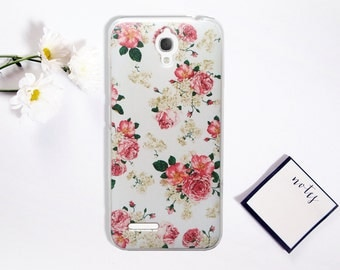 Floral Alcatel OneTouch Idol 2 Mini Case