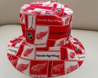 Detroit Red Wings Bucket Hat