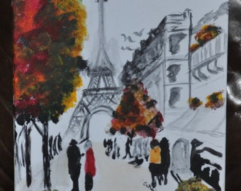 Paris on the Street