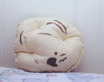 potato felt pillow