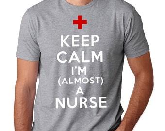 Gift For Nurse T-Shirt Graduation NCLEX RN Tee Shirt Nursing School Shirt