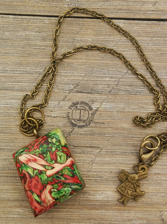 Vintage Metal Necklace