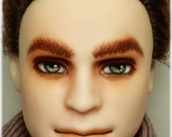 OOAK Custom Breaking Dawn Part II Emmett Doll