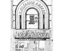 Reliance Arcade A4 size