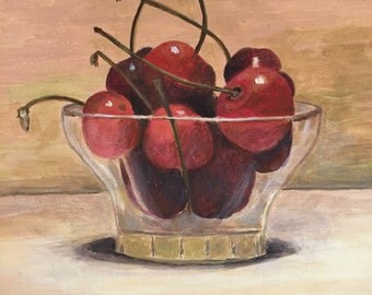 Still life paintings on canvas