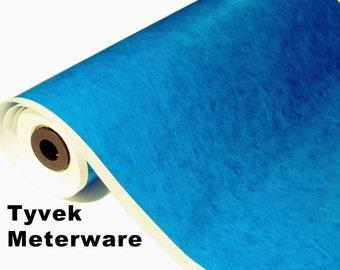 Tyvek blue 54cm fabric 1 m