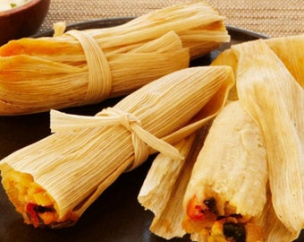 Carmen's All Natural Green Corn Tamales