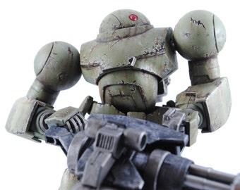 Gundam HI MOCK custom painted Bandi model/ figurine