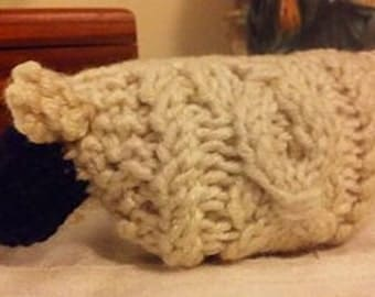 Irish Knit Sheep