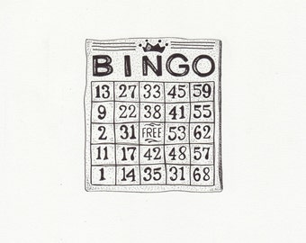 It's a Bingo