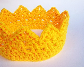 Crochet Corona / Crown crochet