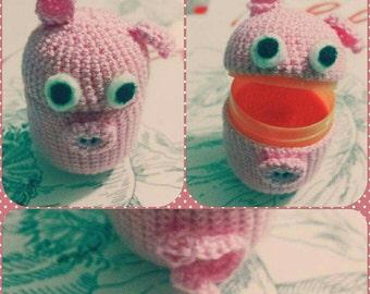 Piggy container - maialino portagioie