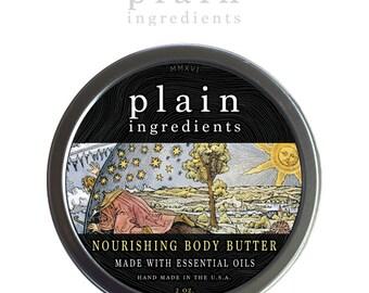 Organic Nourishing Body Butter 2 Oz.