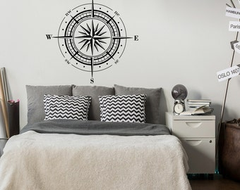 Wall decals nautical