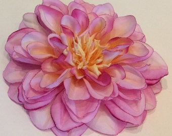 5 inch Flower Hair Clip