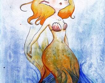 CANVAS Mermaid