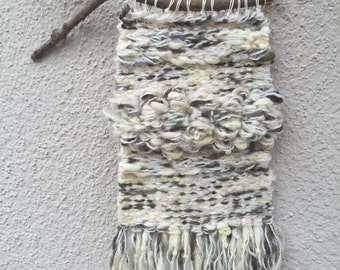 Woven Wall Hanging: Ebb & Flow Mini