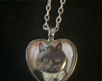 Black Cat Pendant