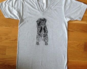 Vesty Squirrel T-Shirt