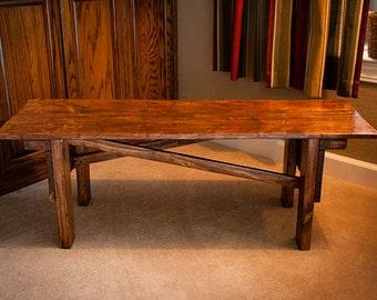 American Primitive Low Table