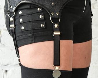 Garter belt clip