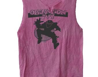 Ska Man - Operation Ivy vintage look muscle shirt