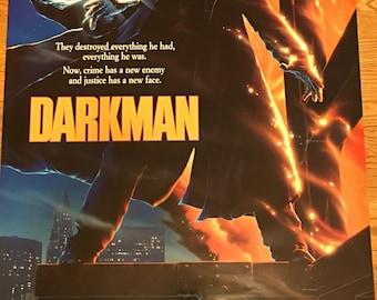 "Darkman (Universal, 1990) One Sheet (27"" x 41"") Original Movie Posters (2)"