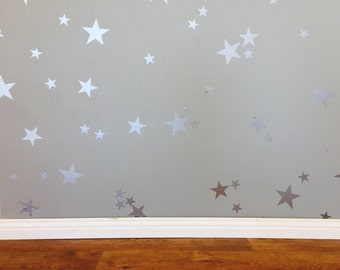 Star Wall Decals - Removable vinyl wall decals/stickers