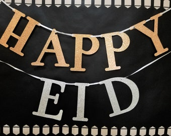 Happy Eid Banner