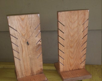 Wooden Necklace stand