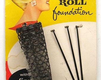 60's Gayla French Roll Foundation