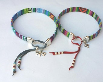 Ethnic, ankle brace unisex, ankle, Ankle bracelet