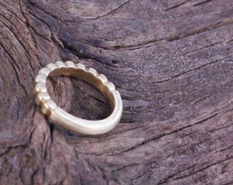 golden ring (also available in silver)