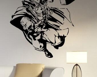 Thor Wall Decal Thor Avenger Vinyl Sticker Superhero Wall - Vinyl wall decals avengers