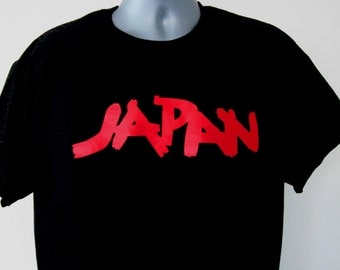 Japan - PUNK ROCK Logo T-Shirt Hand-Crafted 100% Cotton