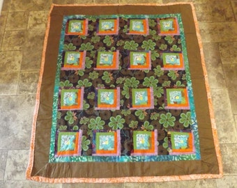 Beautiful Home Made Quilt