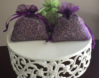 Lavender Satchels (Sachets) {3 Pack}