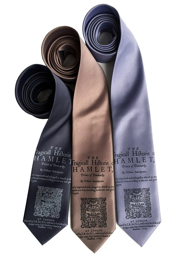 Literature Gifts Necktie