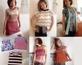 FREE SHIPPING! Sale LOT Handmade Spicy Toast Blouses & Dress