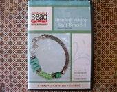 Beaded Viking Knit Bracelet DVD Jewelry Tutorial Denise Peck