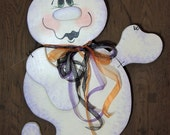 Ghost Door Hanger PDF Pattern