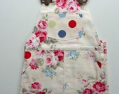 Girl's Overalls Jumper, Sugar and Spice, size 4