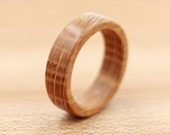 Handmade wood ring Etsy