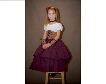 Child's Steampunk Costume