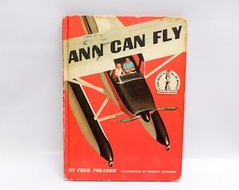Ann Can Fly - children's book - 1959