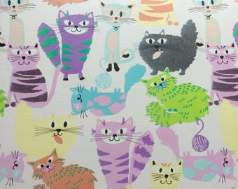 Gift Wrap Add-On, cat lovers gift, crazy cat lady, funny cat gift, Marvelous Melissa, gifts under 20 dollars, ready to ship