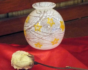 Small Vase 5 Star Pod StarWare© wedding gift hostess gift tableware flower vase dancing stars starfish
